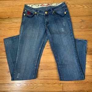 Pepe Jeans London Boot Cut Size 27